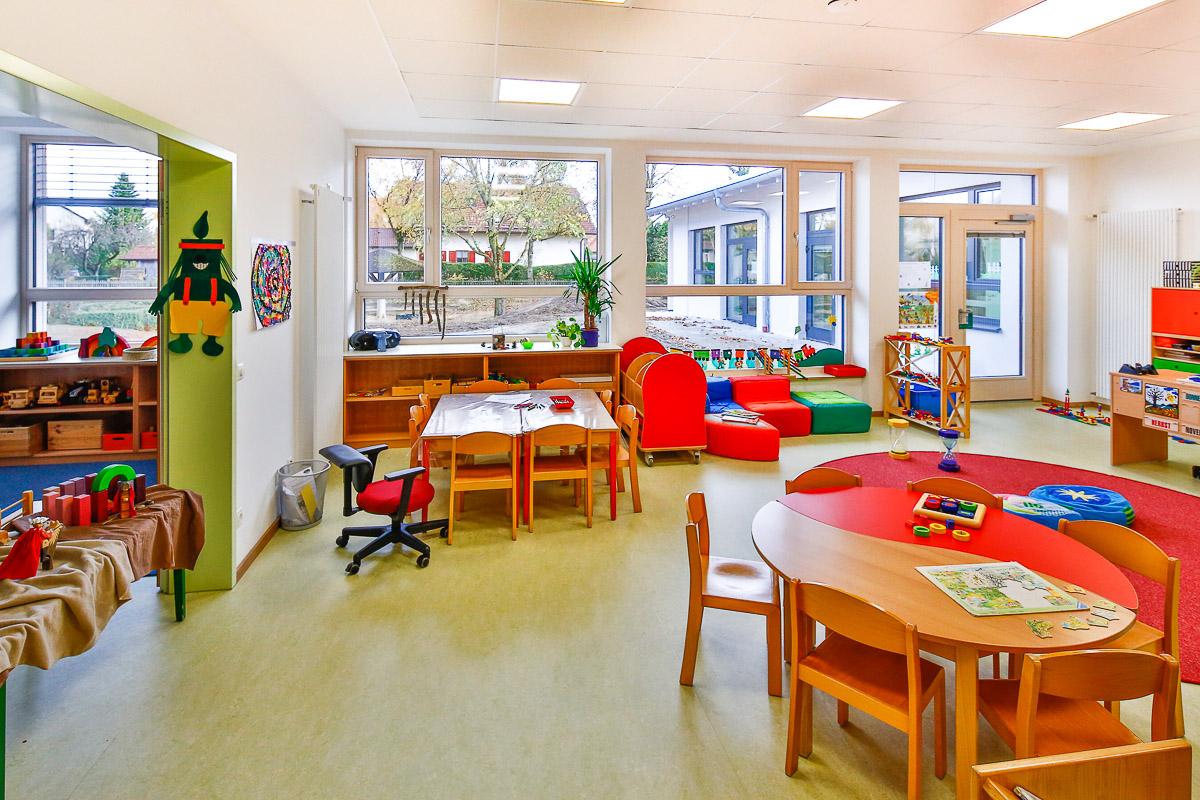 St Martin Tussenhausen on Preschool Kindergarten